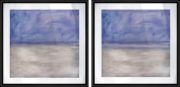 Watercolor Seascape SET OF 2